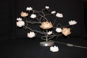Flores de loto...