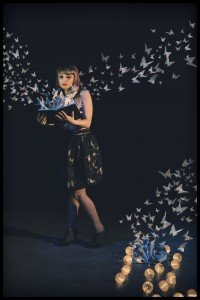 ...Origami is Fashion !?? dans Libros