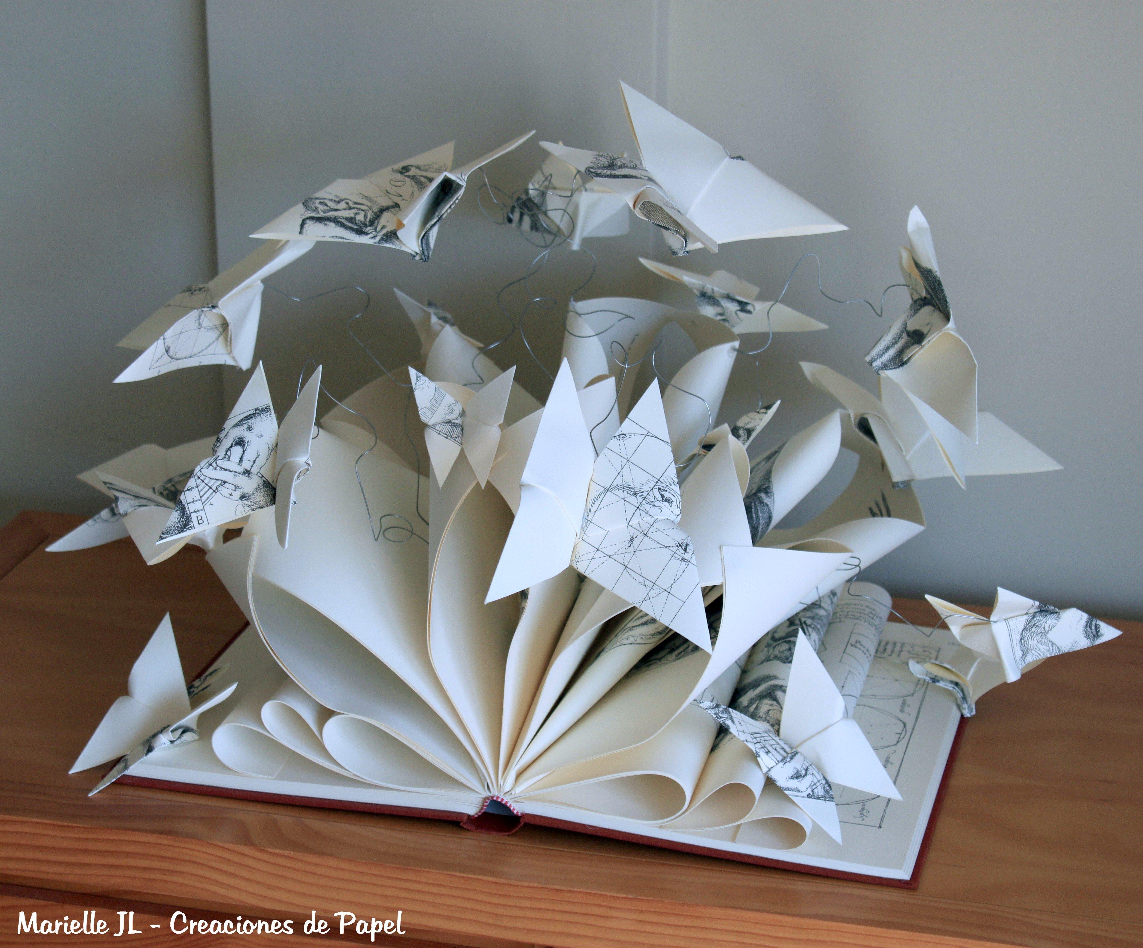 doblar papel grueso